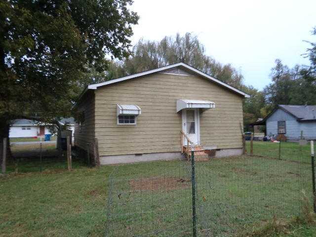 Closed | 215 1/2 S Perry Street Fairland, OK 74343 4