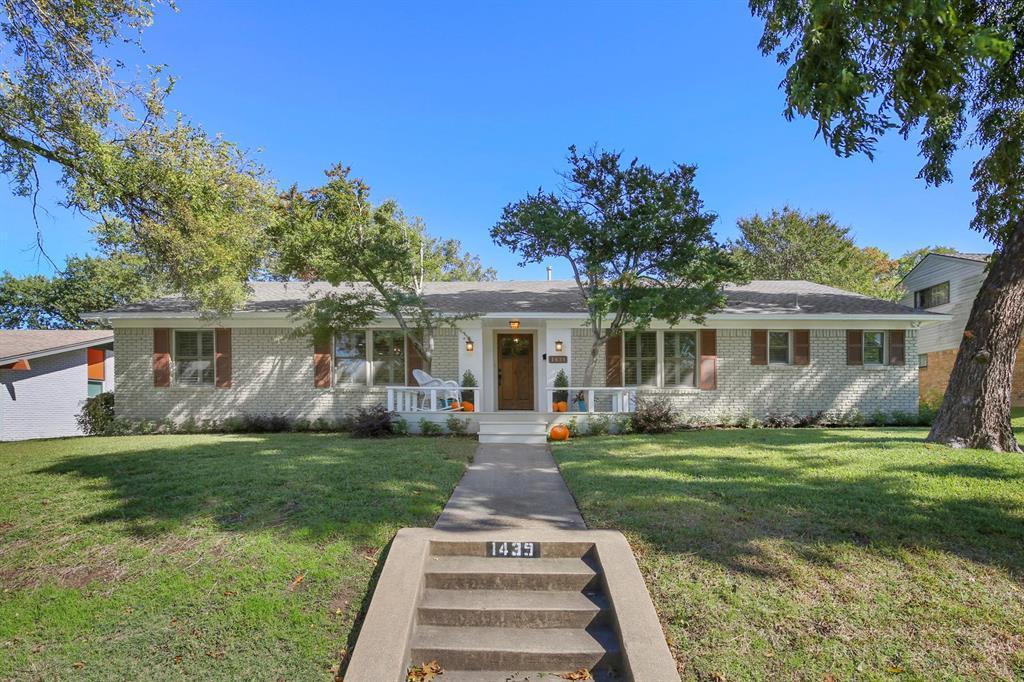 Sold Property   1439 Mapleton Drive Dallas, TX 75228 1