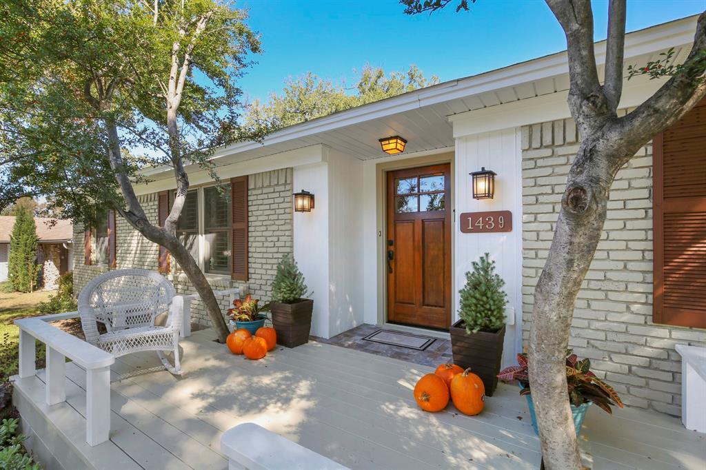 Sold Property   1439 Mapleton Drive Dallas, TX 75228 2