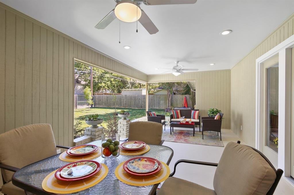 Sold Property   1439 Mapleton Drive Dallas, TX 75228 30