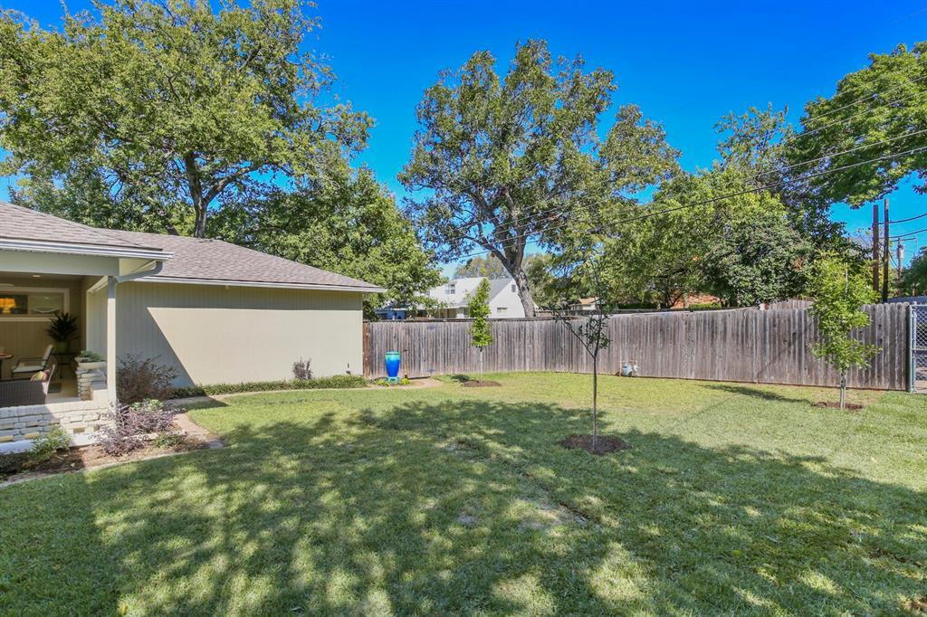 Sold Property   1439 Mapleton Drive Dallas, TX 75228 34