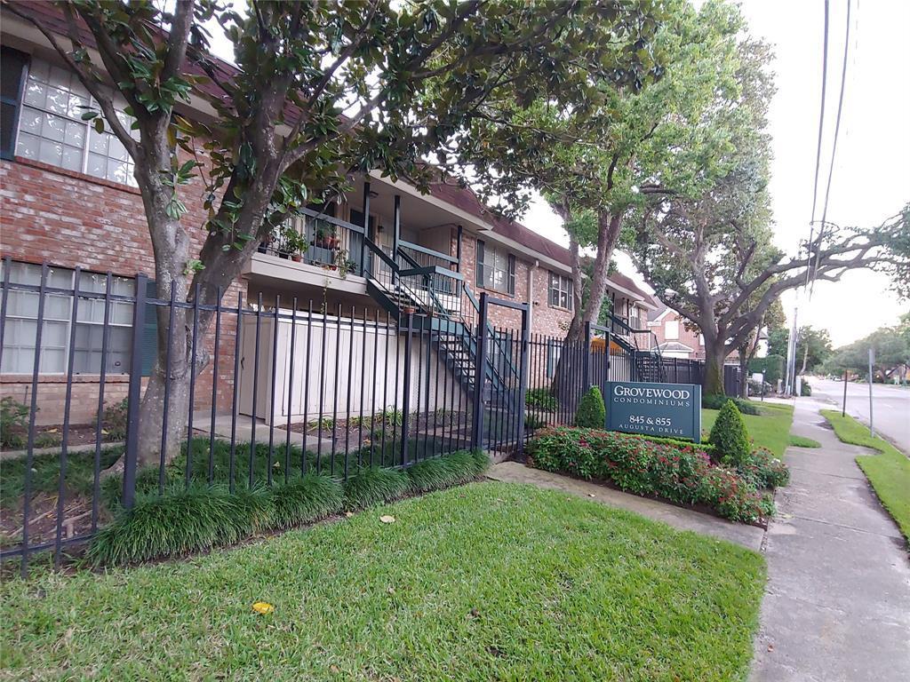 Off Market | 845 Augusta Drive #12 Houston, TX 77057 0