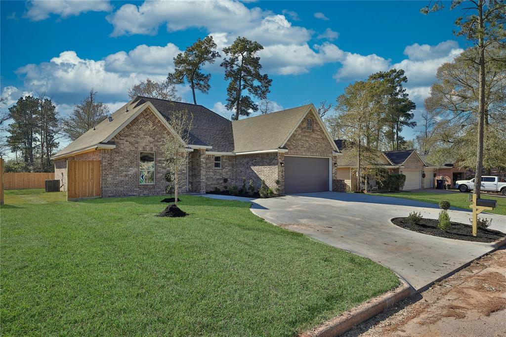 Off Market | 12044 Maverick Drive Willis, TX 77318 1