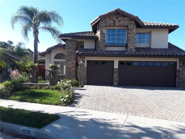 Active | 1110 Viewcrest Court Corona, CA 92882 1
