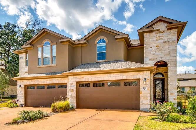 Sold Property | 7316 Bandera Ranch Trail #B Austin, TX 78750 0