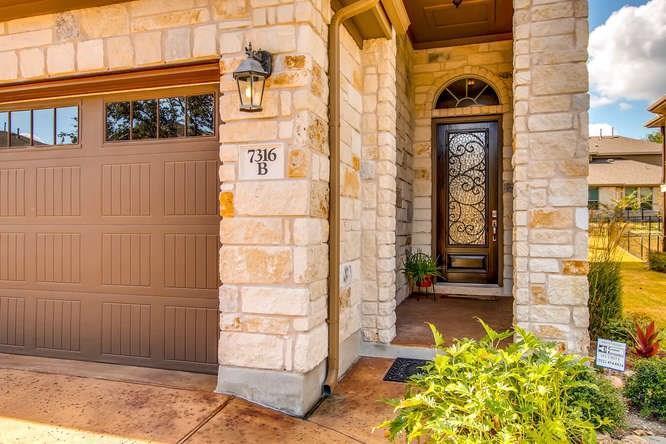 Sold Property | 7316 Bandera Ranch Trail #B Austin, TX 78750 1