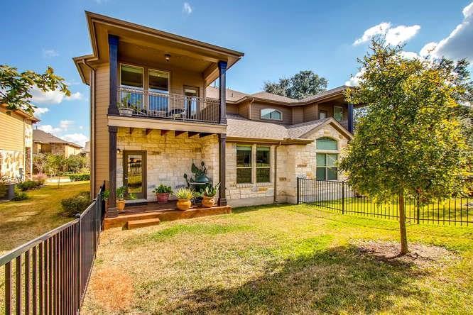 Sold Property | 7316 Bandera Ranch Trail #B Austin, TX 78750 26