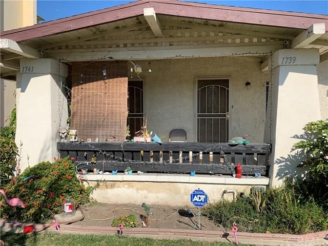 Active   1739 W 53rd  Street Los Angeles, CA 90062 3
