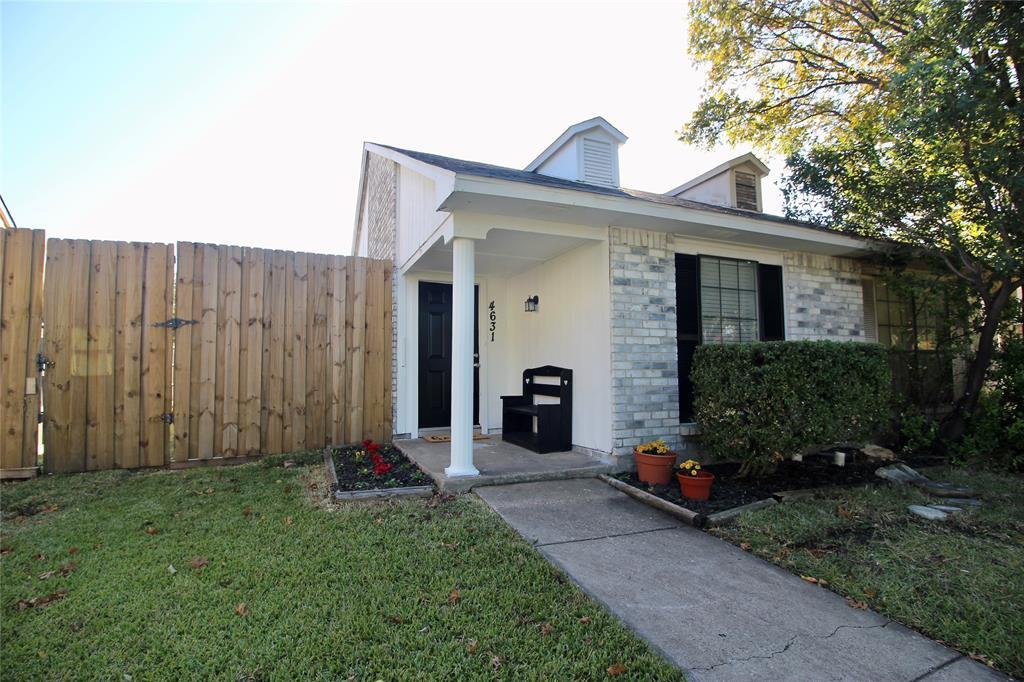 Leased | 4631 Nervin  The Colony, TX 75056 0