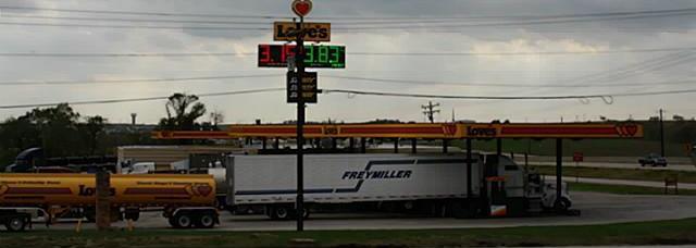Active | 8444 N I-35  Sanger, Texas 76266 7