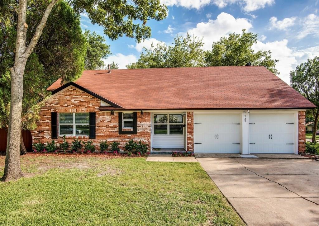 Housed Real Estate  | 733 Melrose Drive Richardson, Texas 75080 2