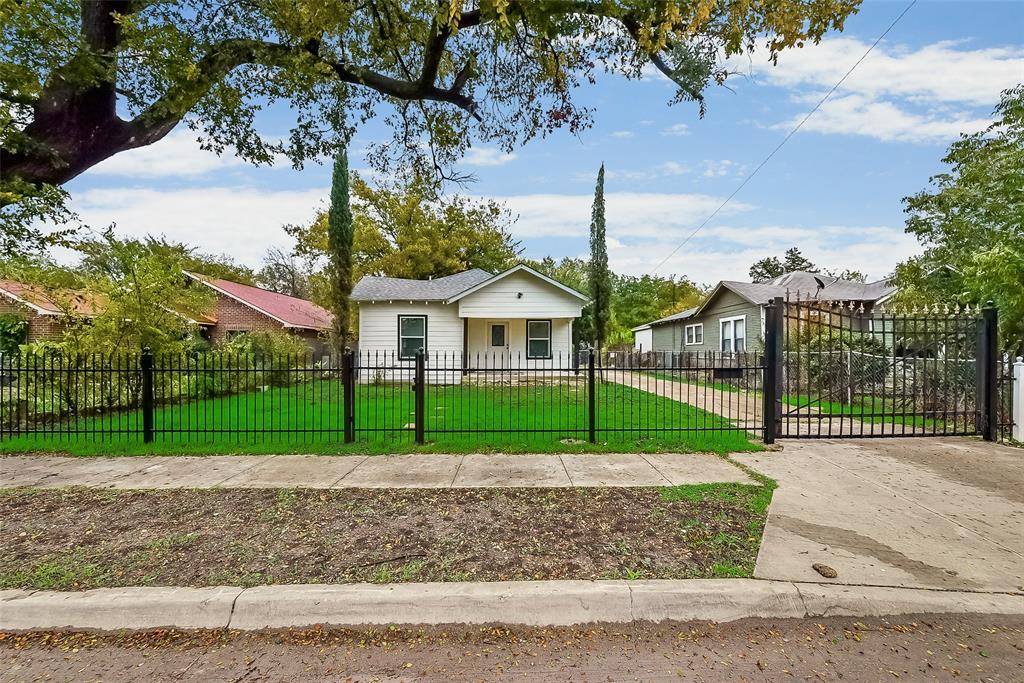 Sold Property | 2834 Seevers Avenue Dallas, TX 75216 1