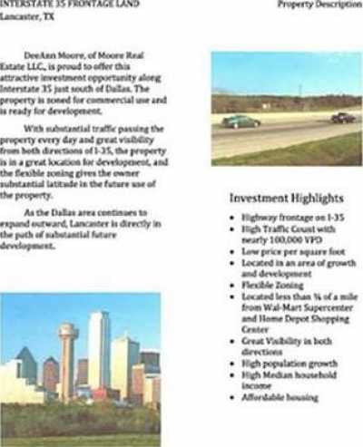 Sold Property | 630 S Interstate 35 Highway Lancaster, Texas 75146 4