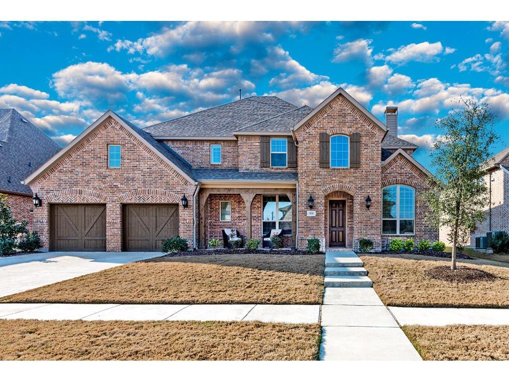 Sold Property | 4260 Mesa Drive Prosper, Texas 75078 0