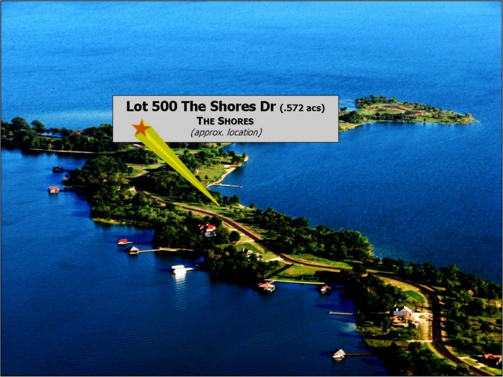 Sold Property | L 500 The Shores Dr  Corsicana, Texas 75109 16