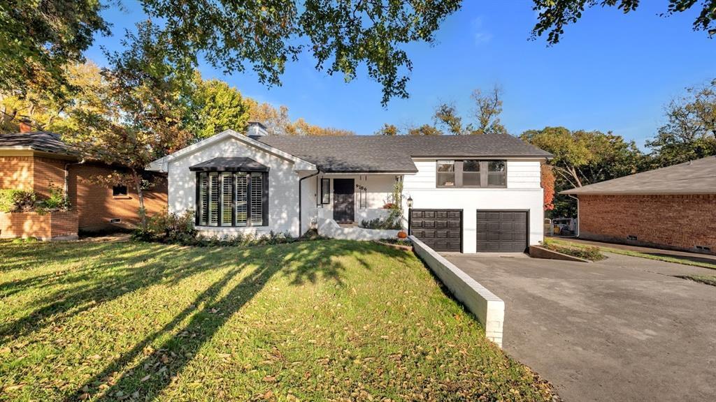 Sold Property | 9786 Twin Creek Drive Dallas, Texas 75228 1