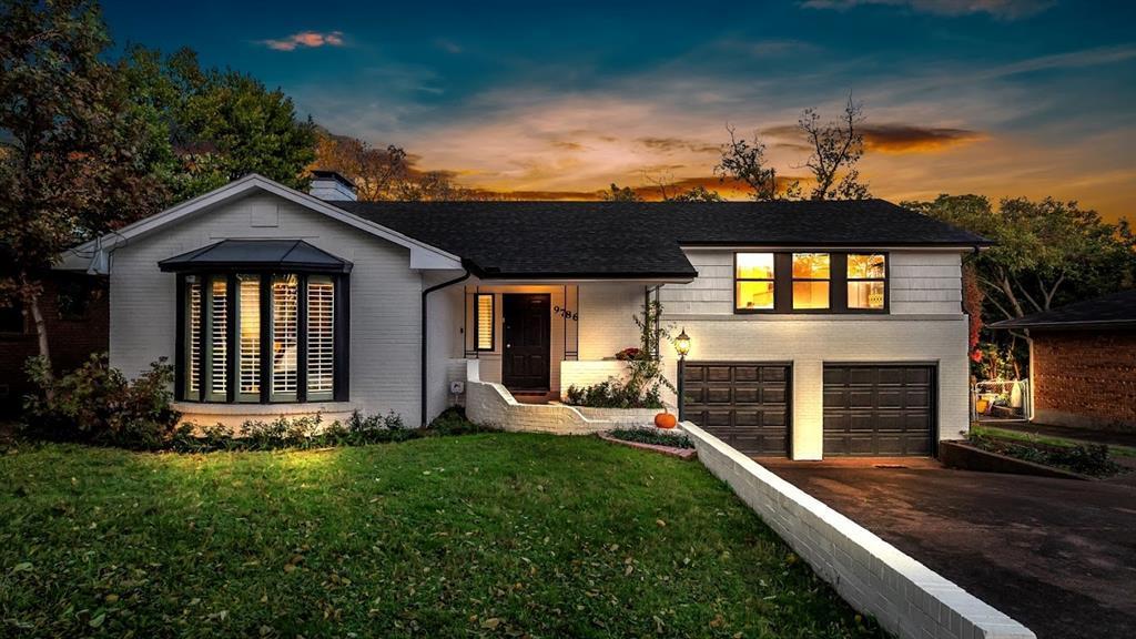 Sold Property | 9786 Twin Creek Drive Dallas, Texas 75228 2