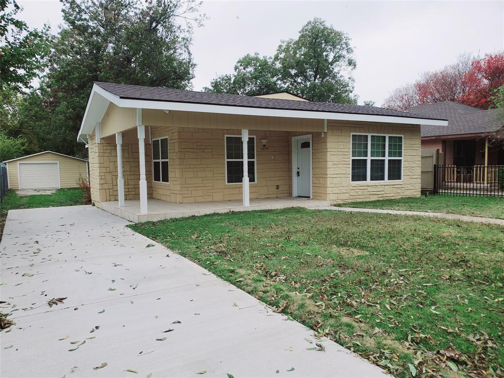 Sold Property | 1029 Woodland Avenue Fort Worth, TX 76110 0