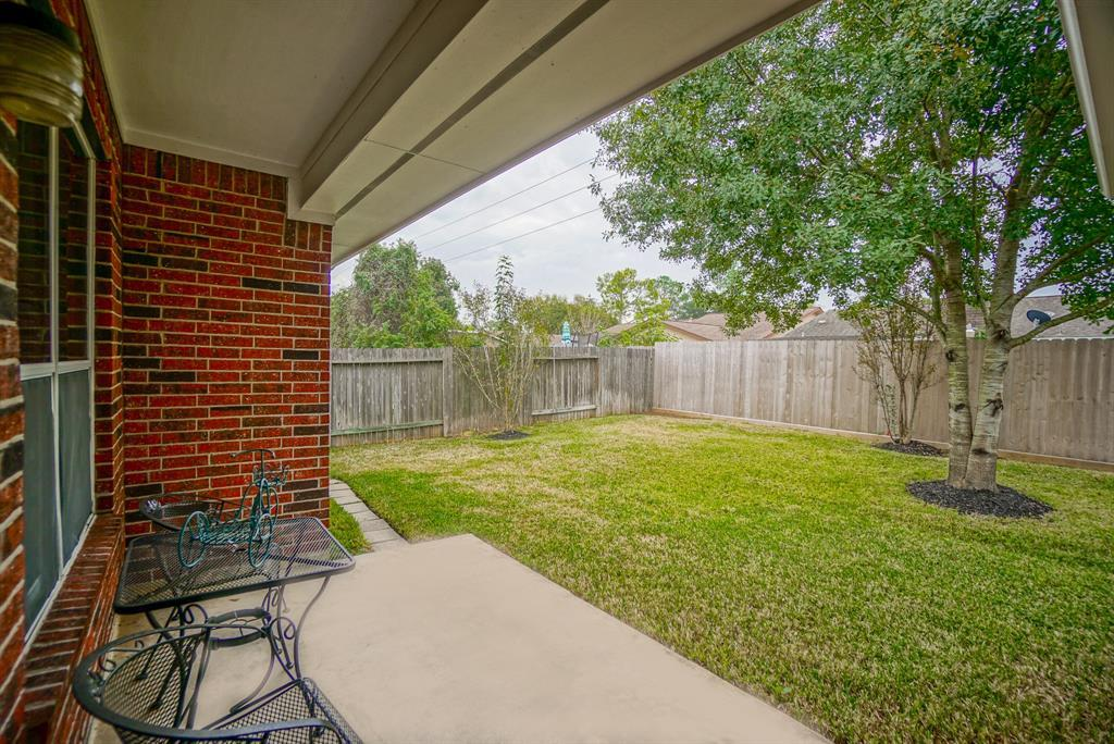 HOUSTON HOME FOR SALE, UNDER $230,000, ONE STORY HOME FOR SALE | 16743 Marston Park Lane Houston, TX 77084 32