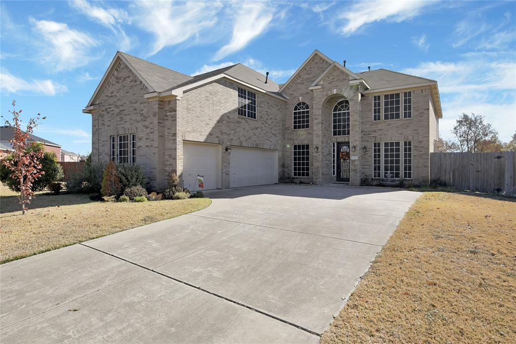 Sold Property | 5436 Goliad Trail Grand Prairie, TX 75052 1