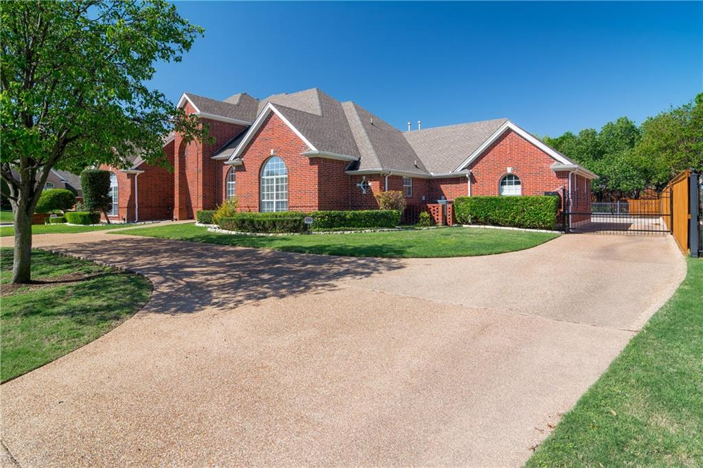 Sold Property | 6300 Regiment Place Colleyville, Texas 76034 1