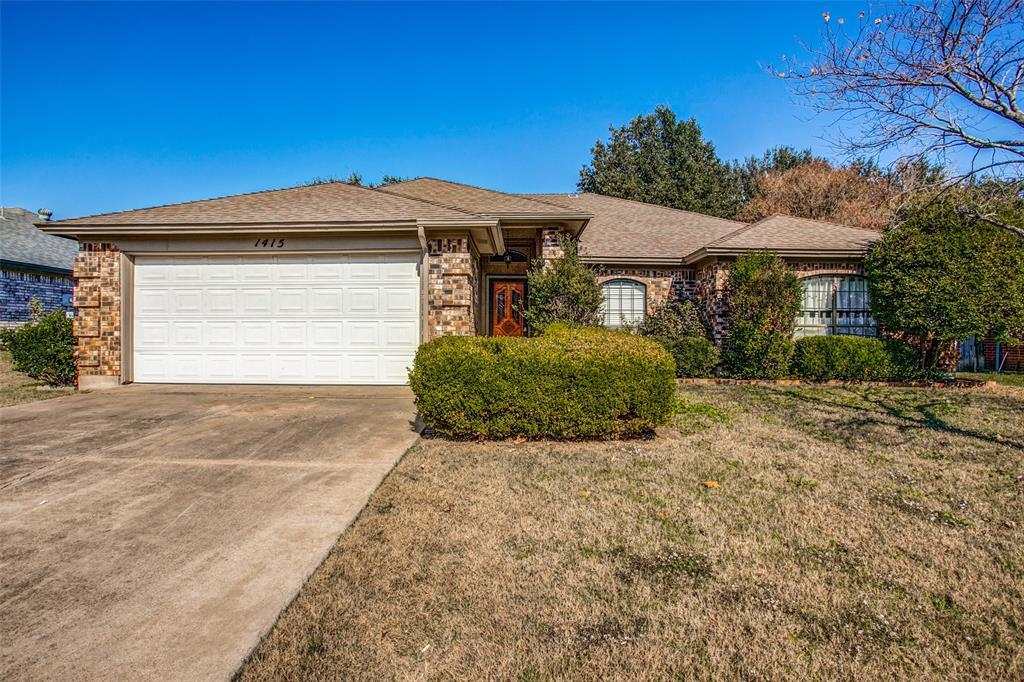 Sold Property | 1415 Garrison Street Arlington, TX 76018 1