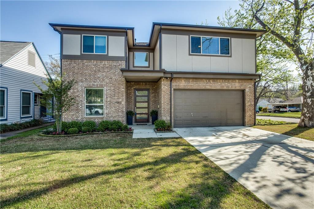Sold Property | 5802 Anita Street Dallas, Texas 75206 0