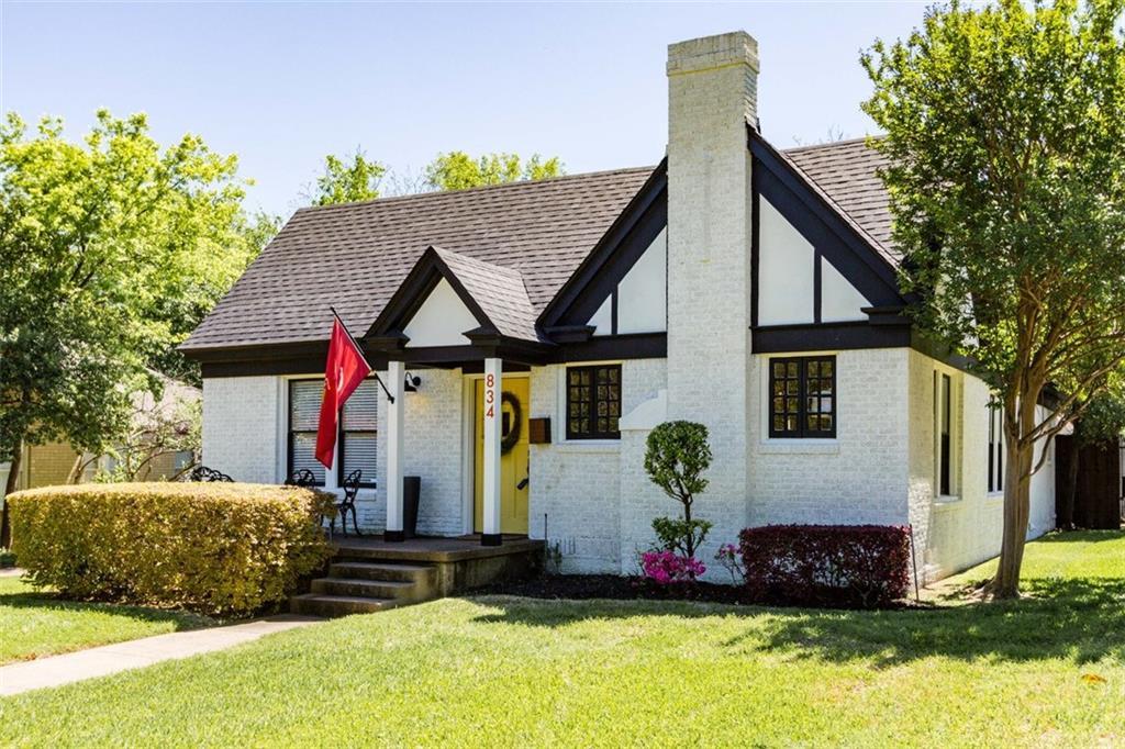 Sold Property | 834 Salmon Drive Dallas, Texas 75208 1