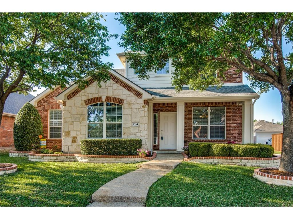 Sold Property | 1764 Flowers Drive Carrollton, Texas 75007 0