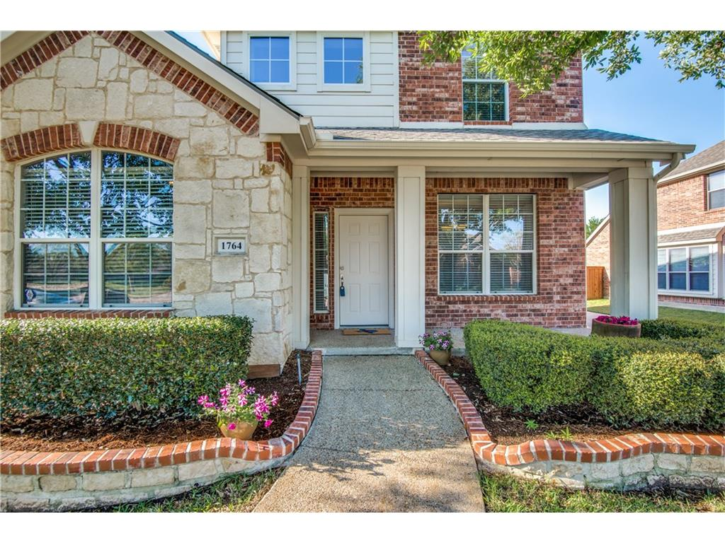 Sold Property | 1764 Flowers Drive Carrollton, Texas 75007 1