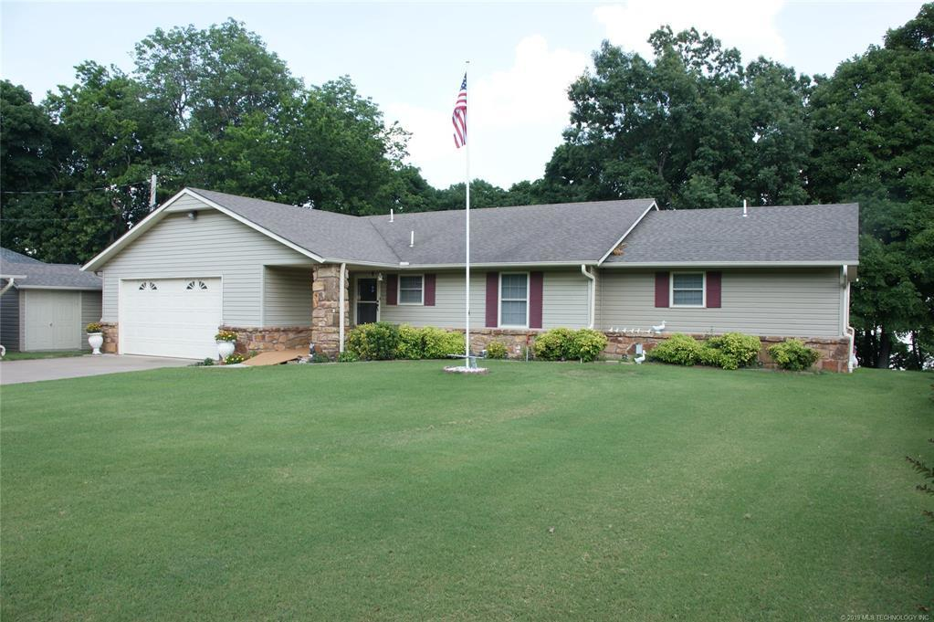 Active | 106 Gages Maple Rest Road Pryor, OK 74361 2