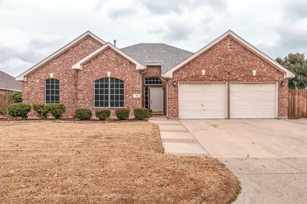 Active | 108 Rolling Rock Drive Trophy Club, TX 76262 0