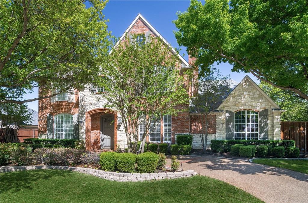 Sold Property | 3500 Lakebluff Way Plano, Texas 75093 0