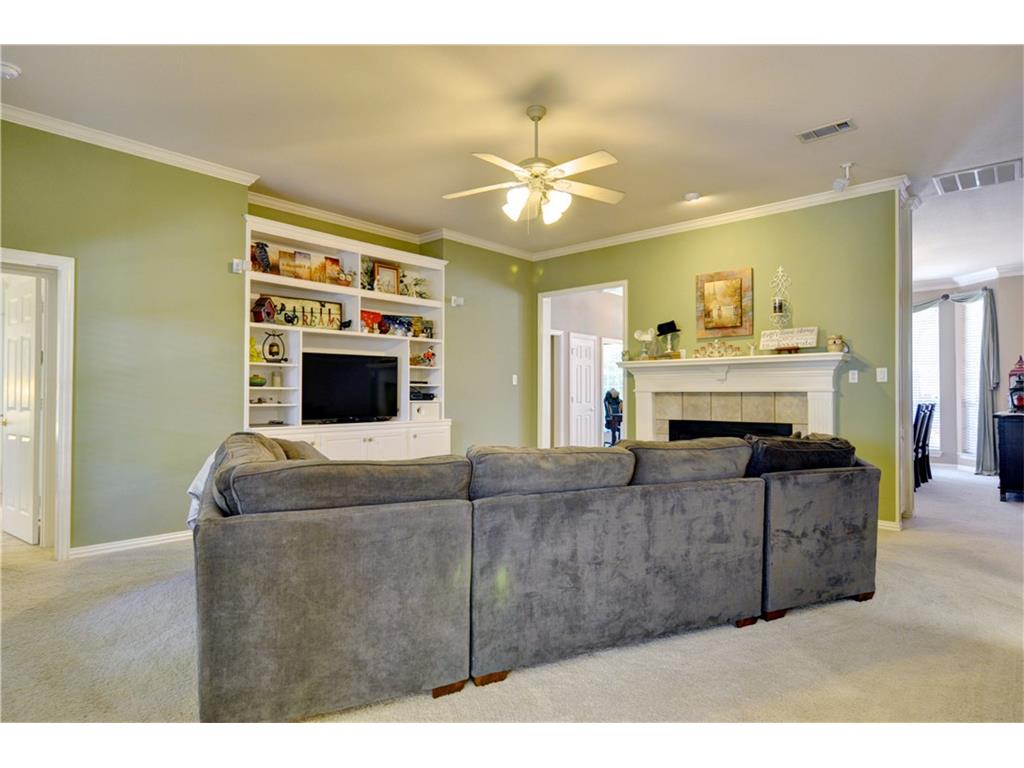 Sold Property | 1660 Spinnaker Lane Azle, Texas 76020 12