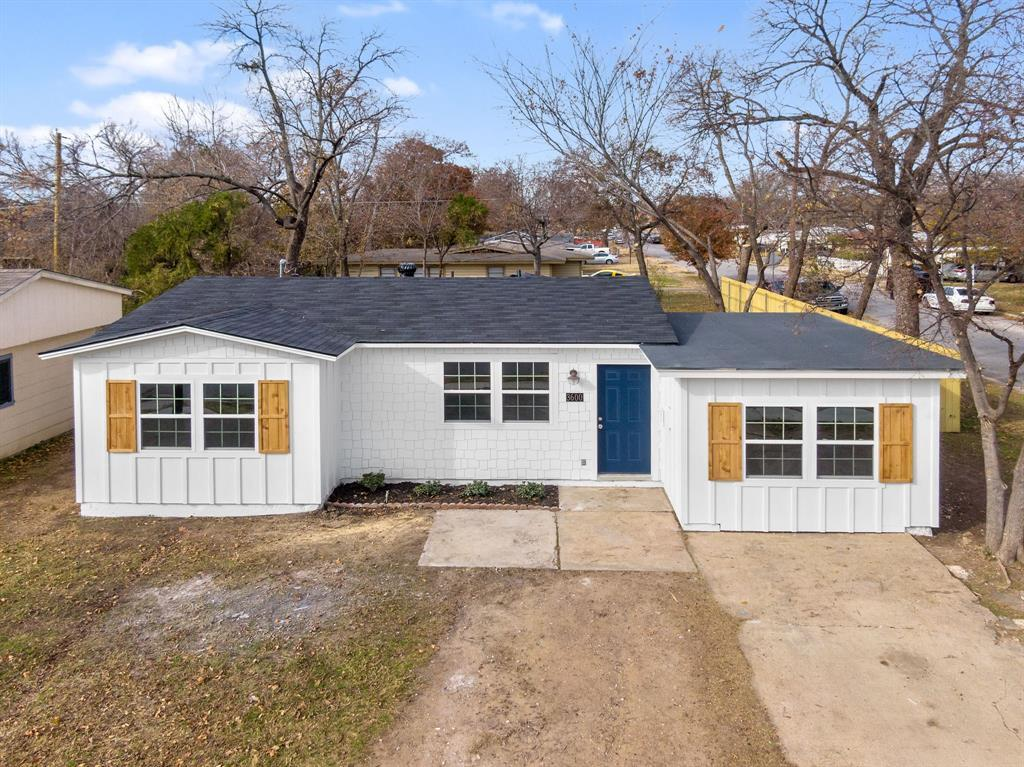 Sold Property | 3600 Pate Drive Fort Worth, TX 76119 1