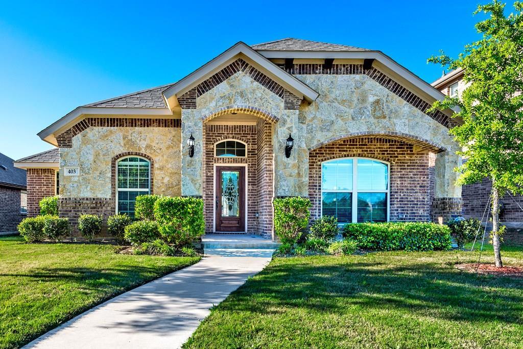 Sold Property | 403 Sunnyside Lane Red Oak, Texas 75154 0