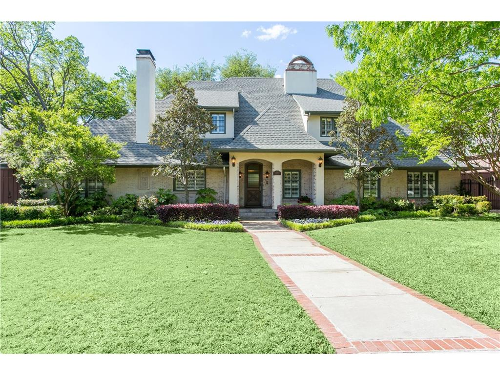 Sold Property | 6622 Pemberton Drive Dallas, Texas 75230 0