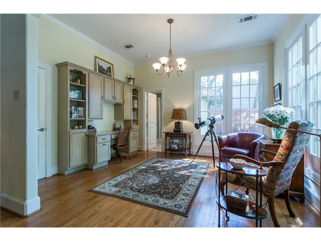 Sold Property | 6622 Pemberton Drive Dallas, Texas 75230 11