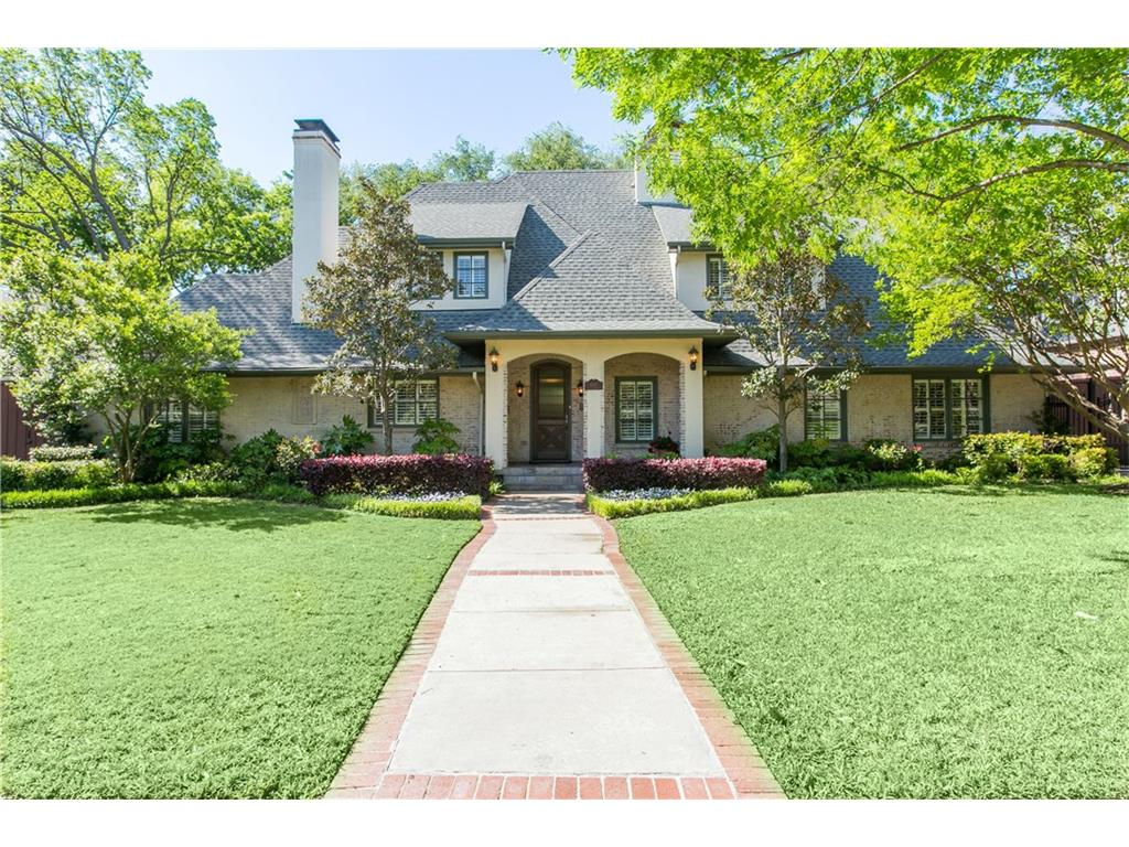 Sold Property | 6622 Pemberton Drive Dallas, Texas 75230 1
