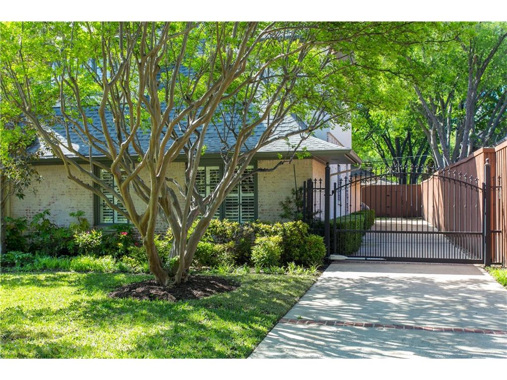 Sold Property | 6622 Pemberton Drive Dallas, Texas 75230 2