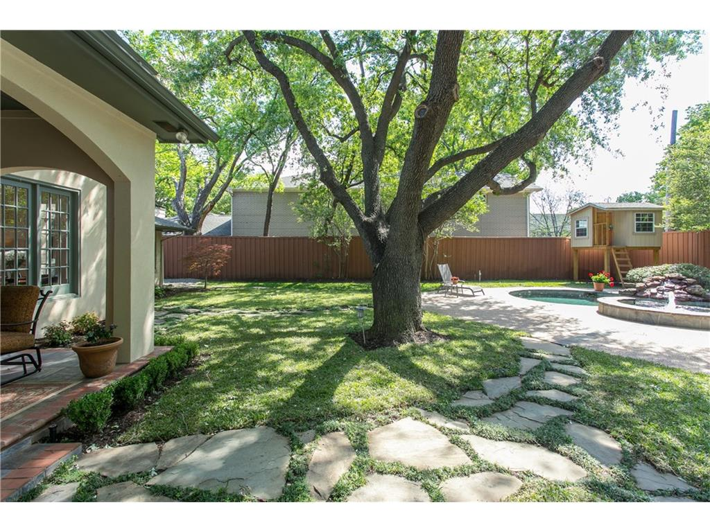 Sold Property | 6622 Pemberton Drive Dallas, Texas 75230 29