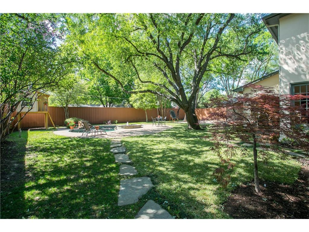Sold Property | 6622 Pemberton Drive Dallas, Texas 75230 31