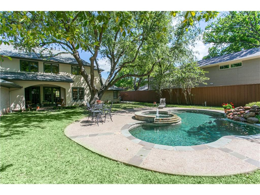 Sold Property | 6622 Pemberton Drive Dallas, Texas 75230 32