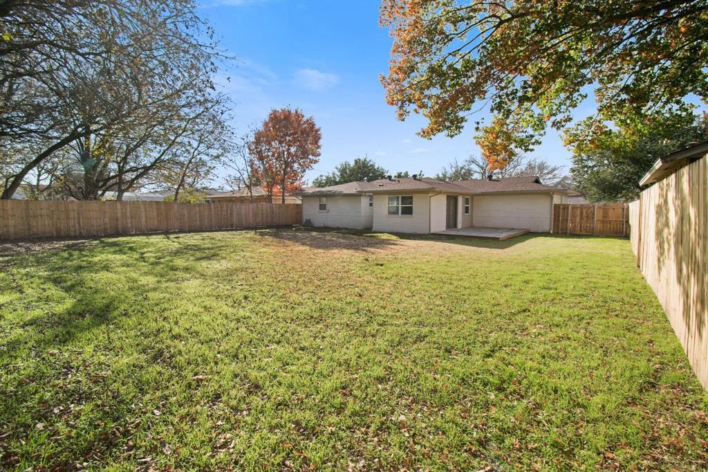 Sold Property | 4116 Mackey Drive North Richland Hills, TX 76180 29