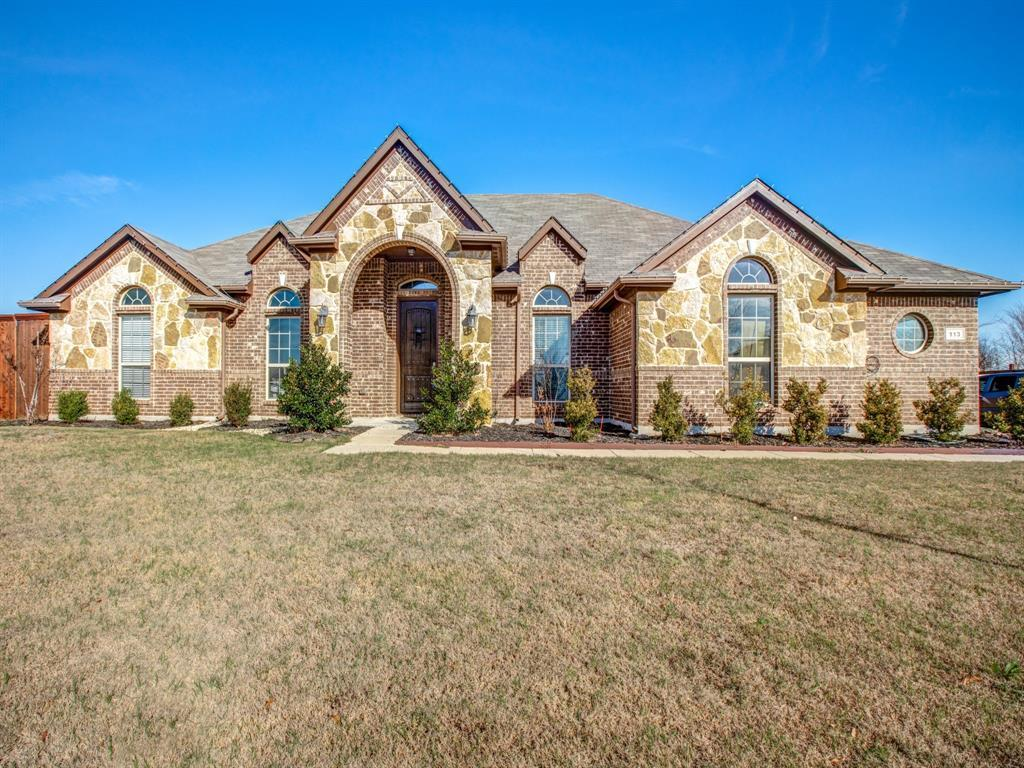 Sold Property | 113 Cardiff Lane Waxahachie, Texas 75167 1