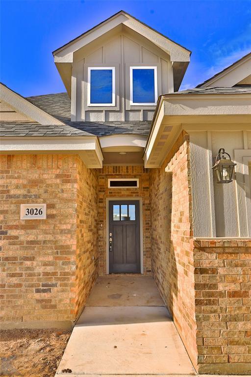 Sold Property | 3026 Legacy Lane Abilene, Texas 79601 1