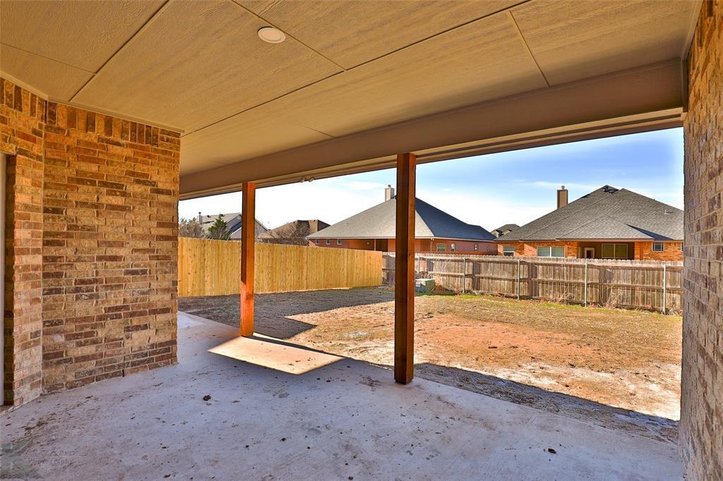 Sold Property | 3026 Legacy Lane Abilene, Texas 79601 33