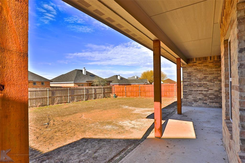 Sold Property | 3026 Legacy Lane Abilene, Texas 79601 34