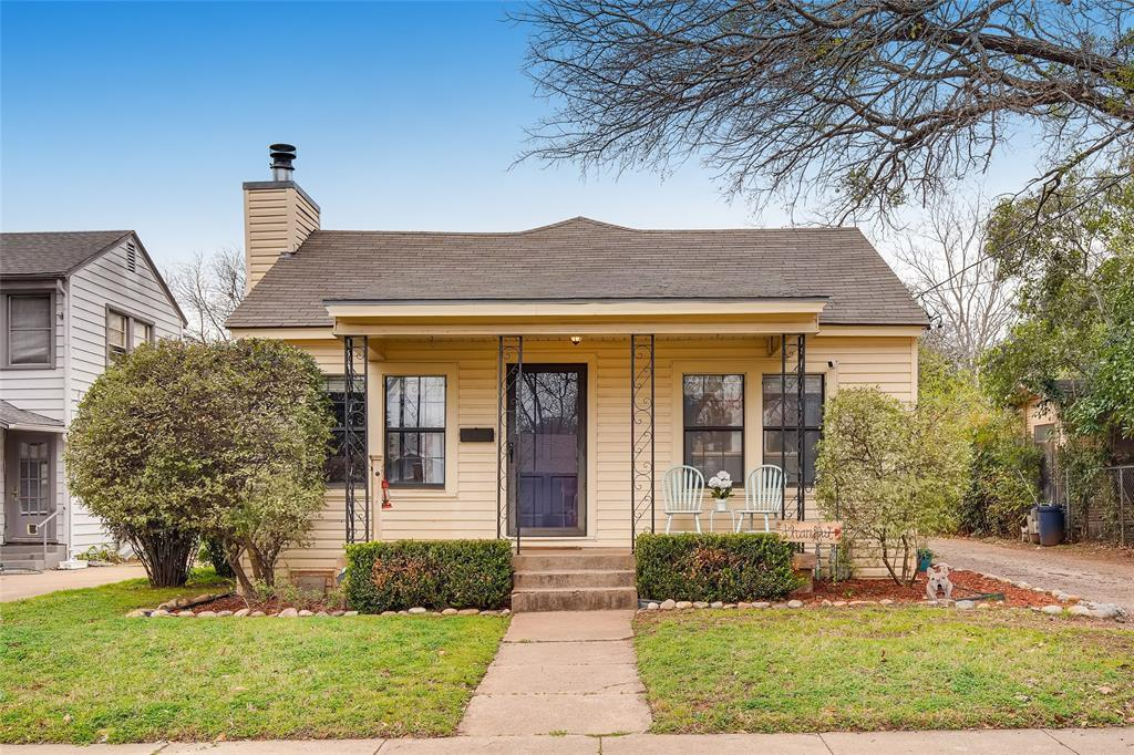 Sold Property | 808 College Street Cleburne, TX 76033 1