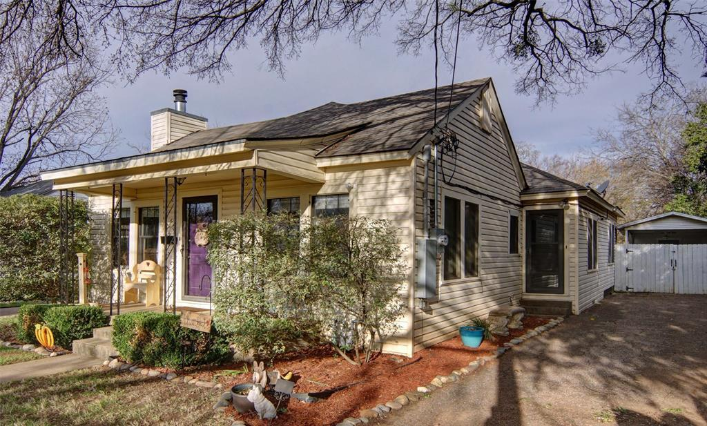 Sold Property | 808 College Street Cleburne, TX 76033 2